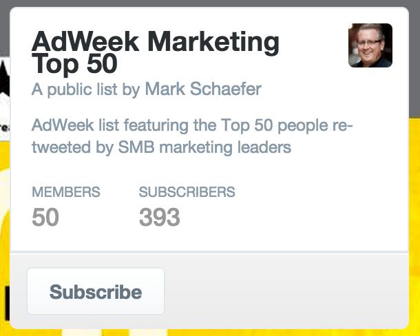twitter-list-adweek-top-50
