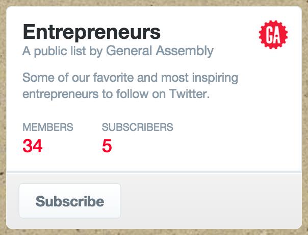 twitter-list-entrepreneurs