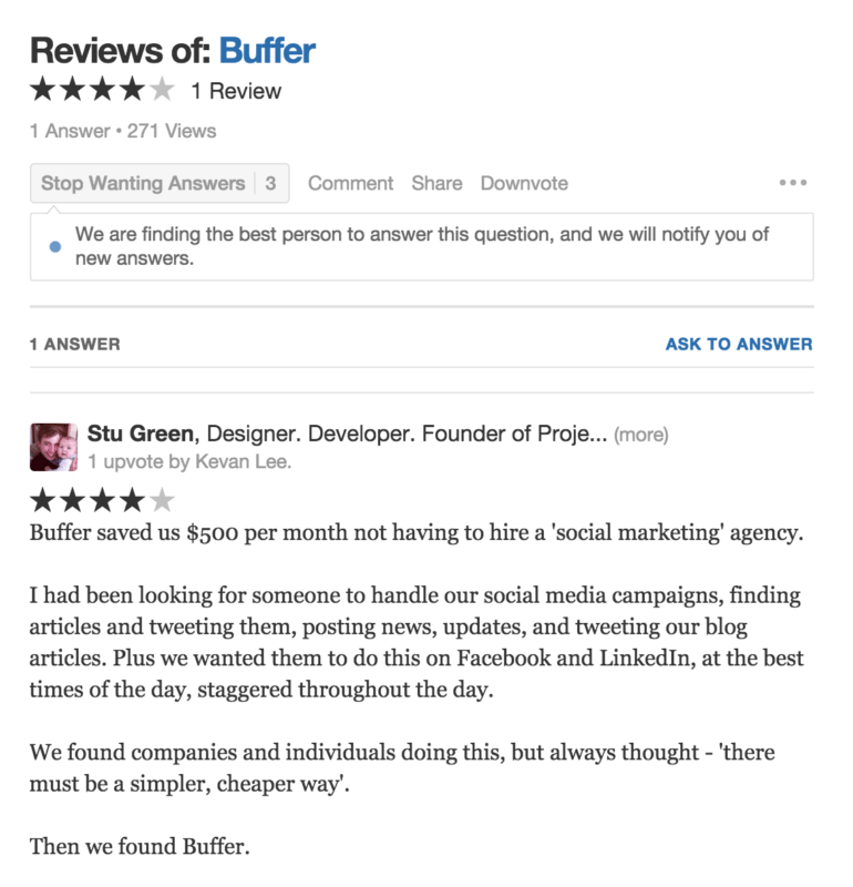 Quora Review