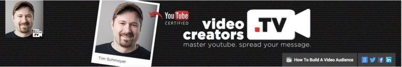 Video Creators Channel Art