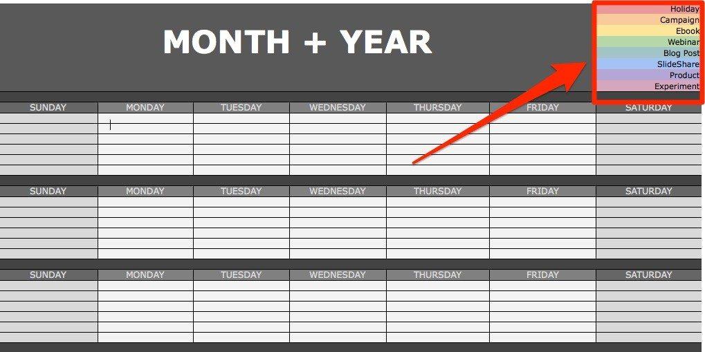 hubspot_social_media_calendar