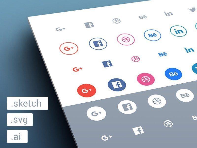 icons-social-set