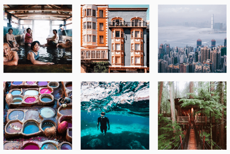 UGC, user-generated content, instagram, passion passport
