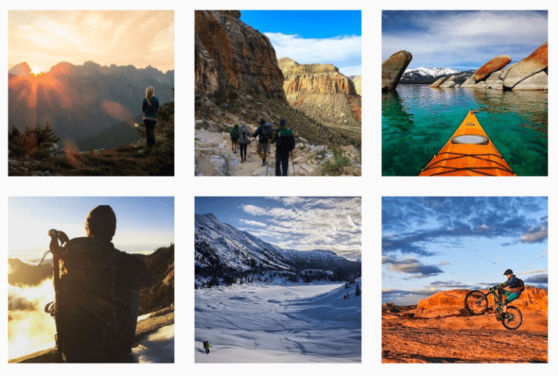 REI UGC Strategy, user-generated content, UGC, Instagram followers,