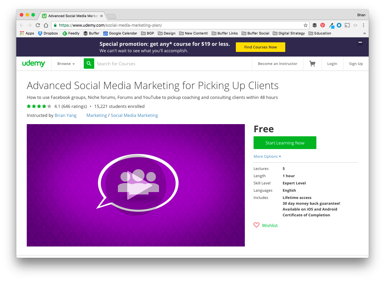 Advanced Social Media Marketing for Picking Up Clients