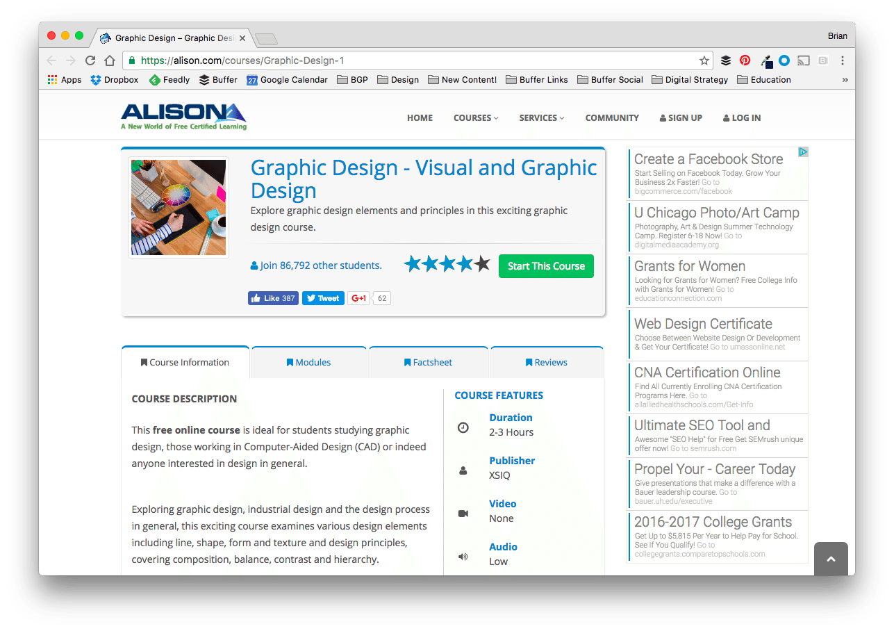 Graphic Design - Visual and Graphic Design
