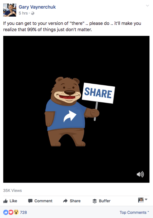 Share bear CTA