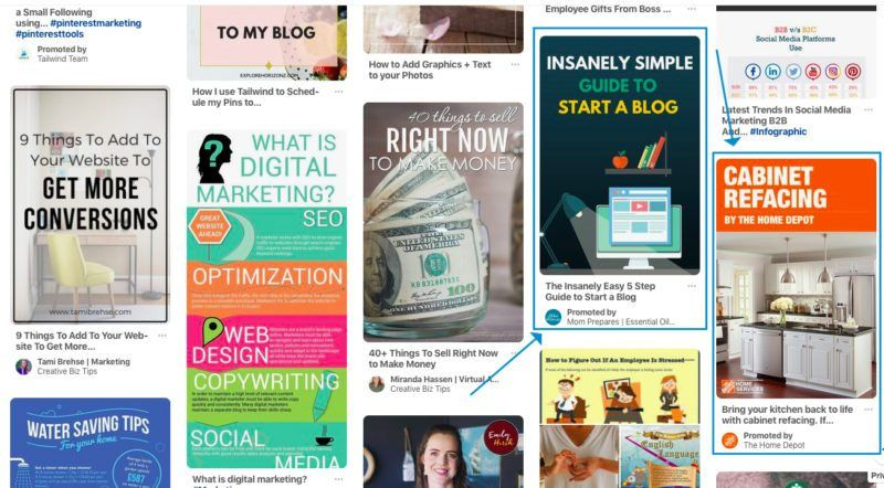 What is a Pinterest Promoted Pin?