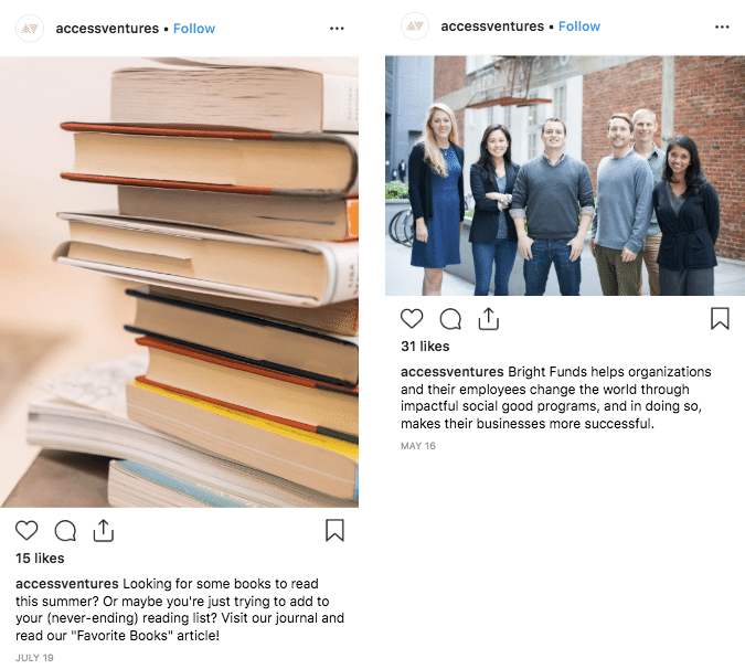 Instagram image size examples