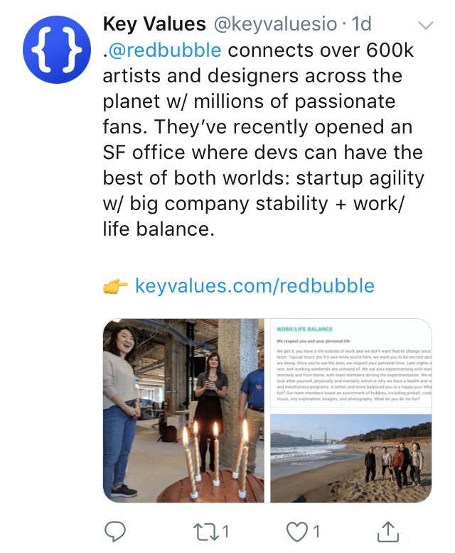 Twitter multiple image size example