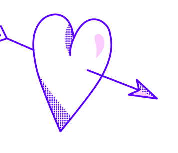 Heart graphic
