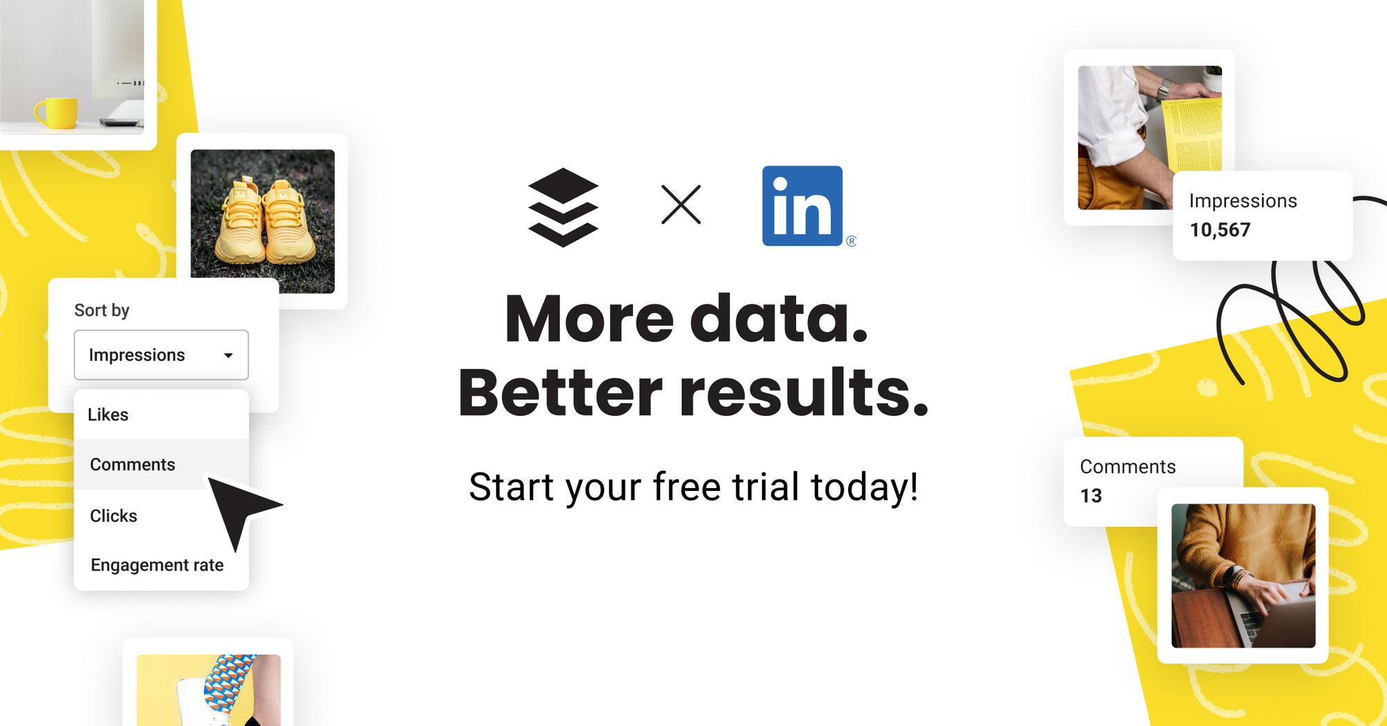 Introducing LinkedIn Analytics and More