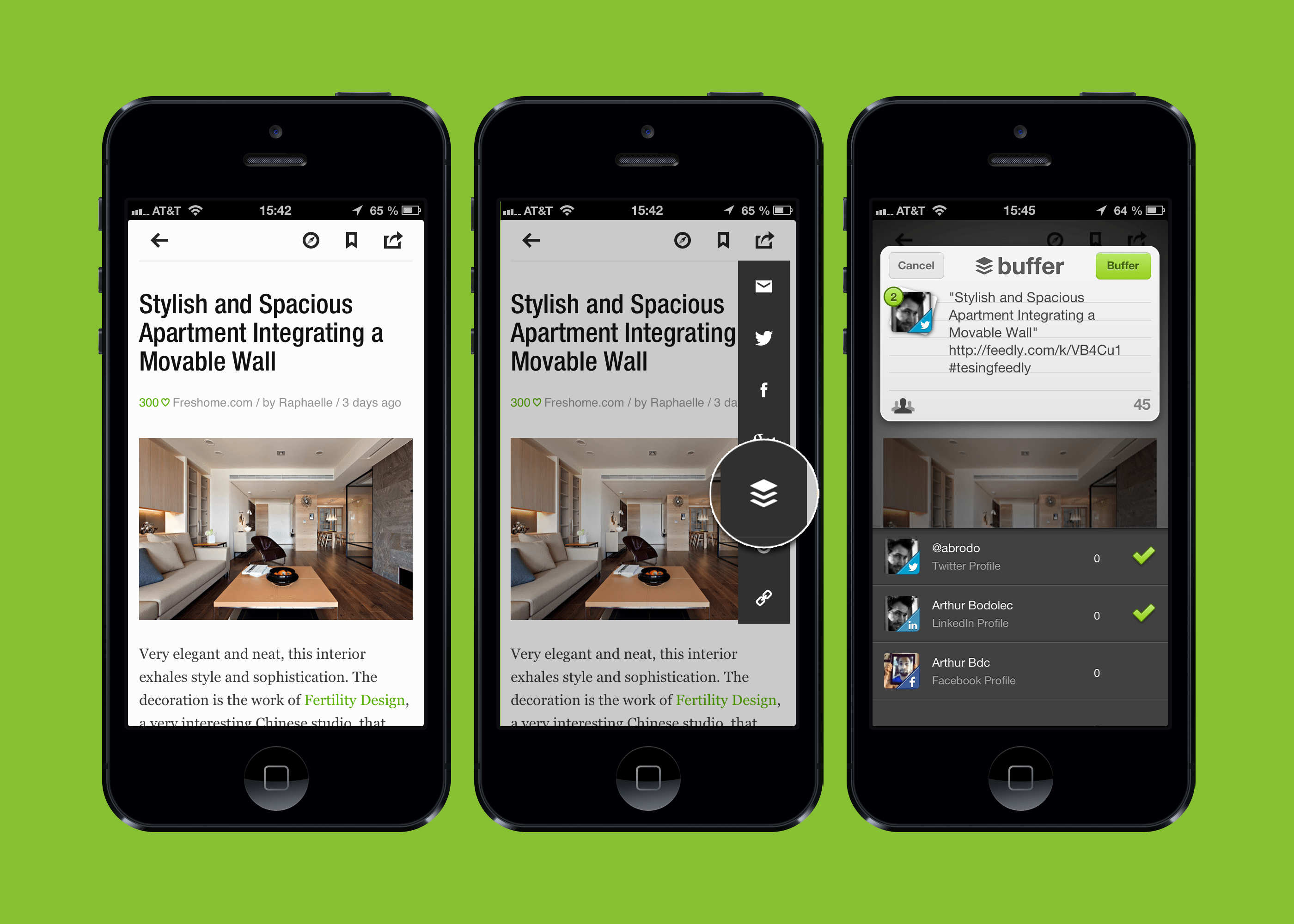 Top choice of our Google Reader alternatives: Feedly