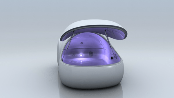 sensory deprivation floatation tanks can boost your creativity