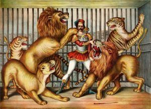 A Simple Guide to Better Focus and Concentration: Lessons From a Lion Tamer