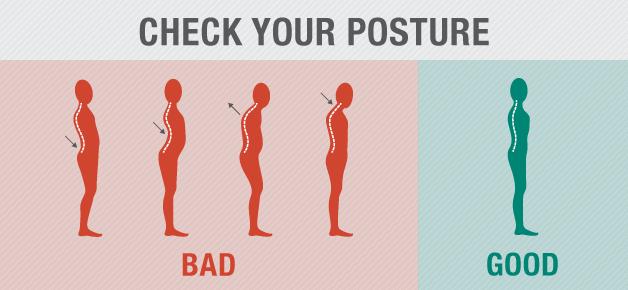 good posture, improve posture, posture