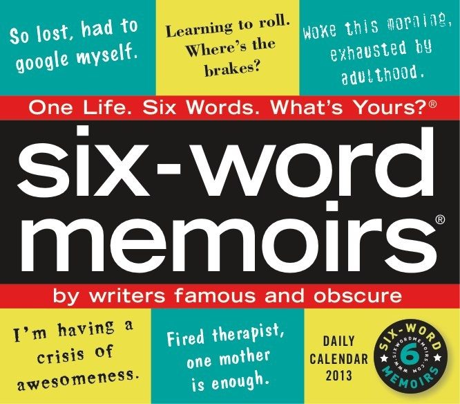 2013-six-word-memoirs-cover