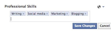 FB professional skills