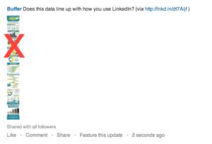 LinkedIn no
