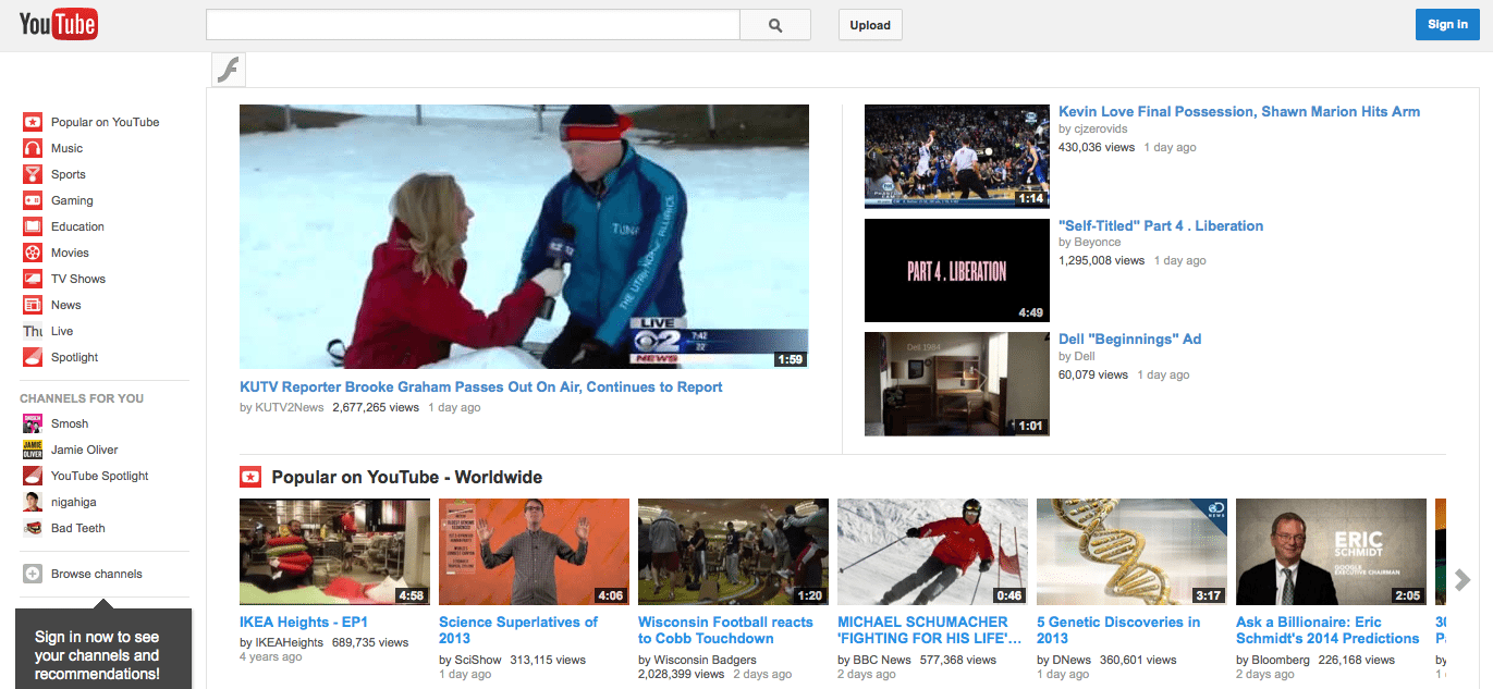 youtube2014