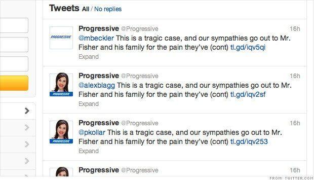 Progressive twitter