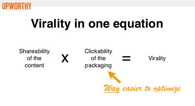 Viral content formula