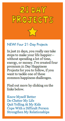 21 Day Projects