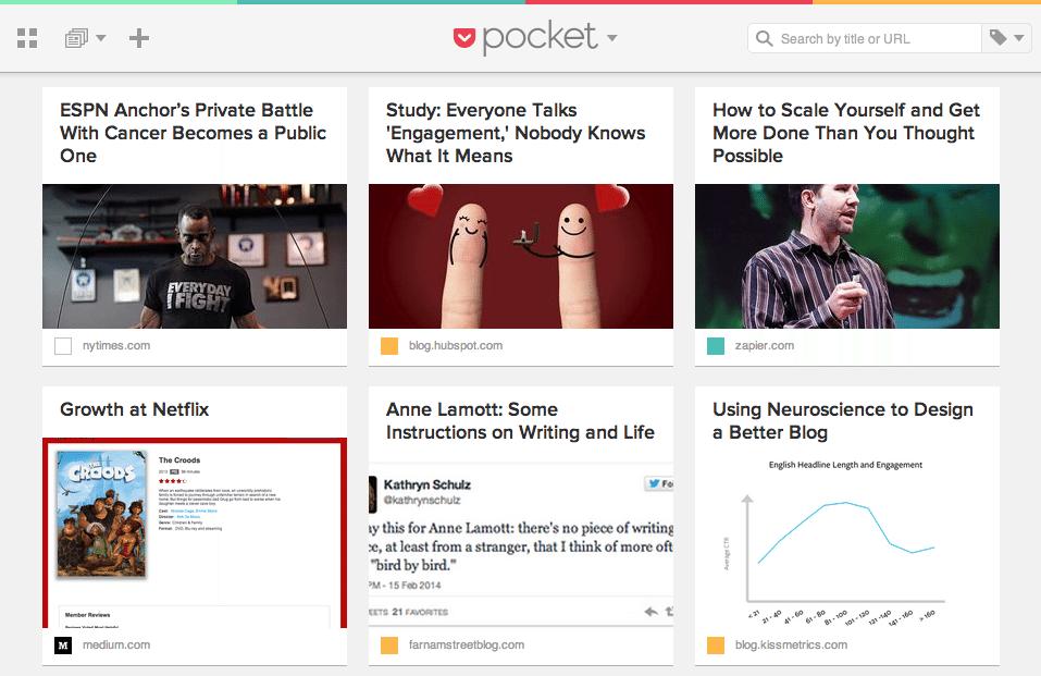 Get Pocket