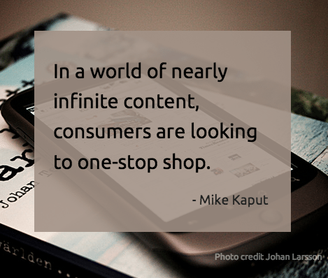Mike Kaput quote