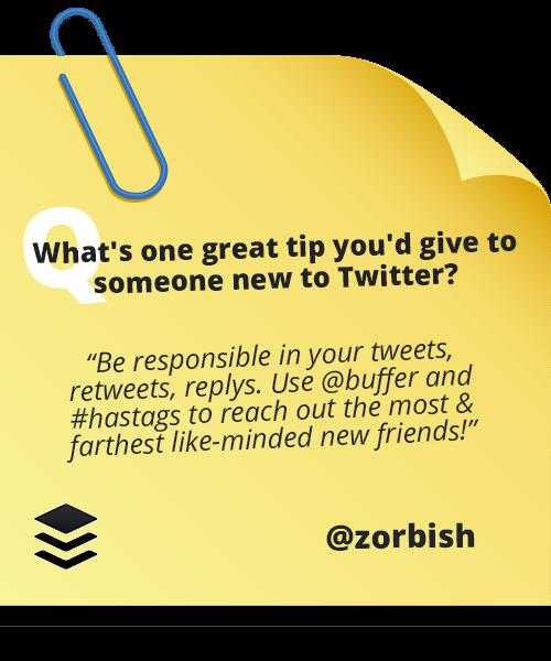 Twitter Tips 11