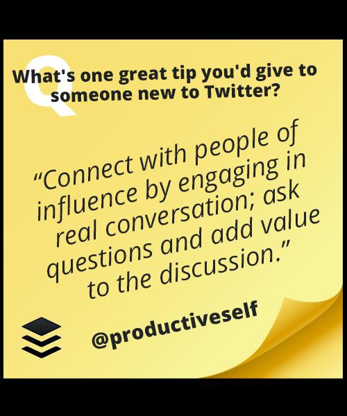 Twitter Tips 13