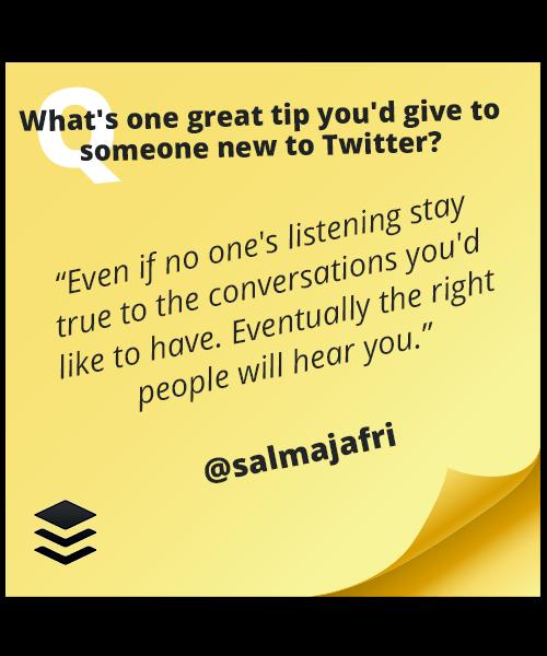 Twitter Tips 14