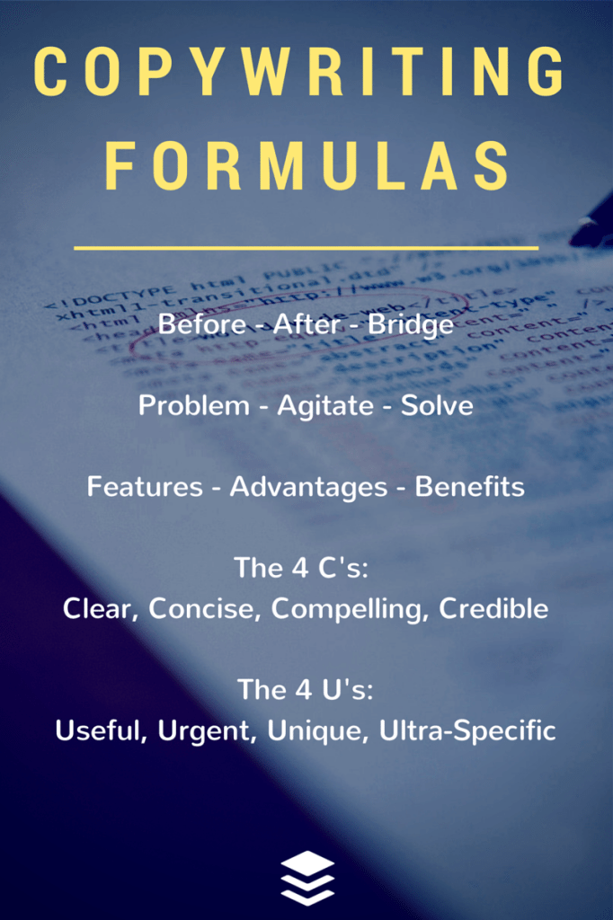 copywriting-formulas-list
