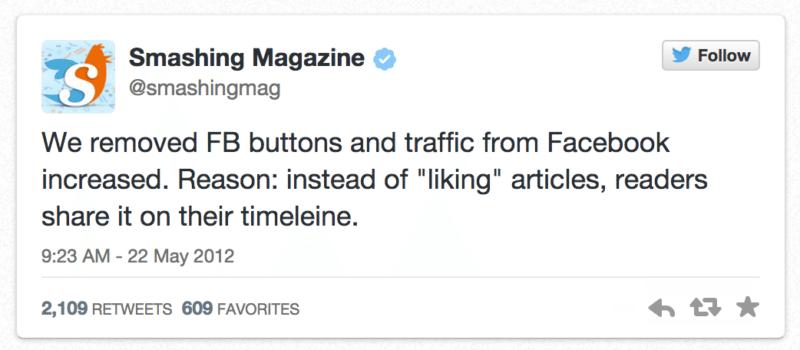 smashing magazine tweet