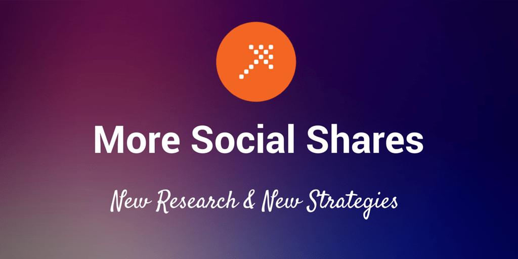 more social shares