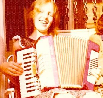 Mari Smith at age 14