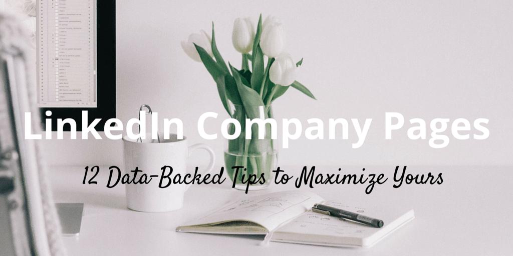 LinkedIn 12 tips
