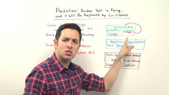 Rand Fishkin whiteboard