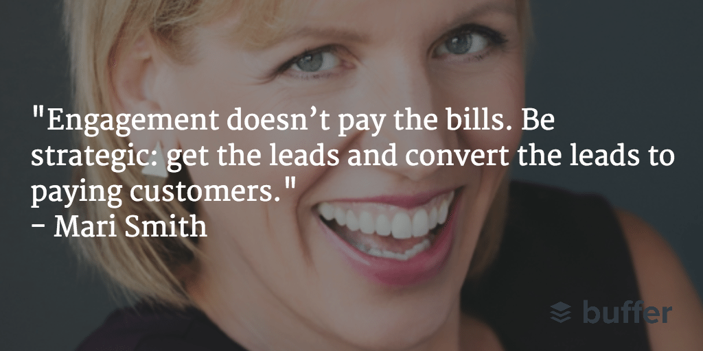 mari smith quote