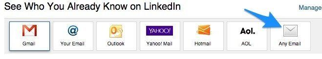 8 see who you know on linkedin