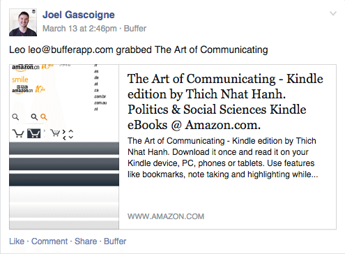 books zap to facebook group