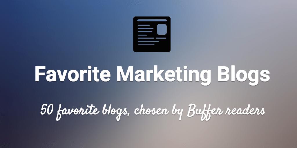 favorite blogs
