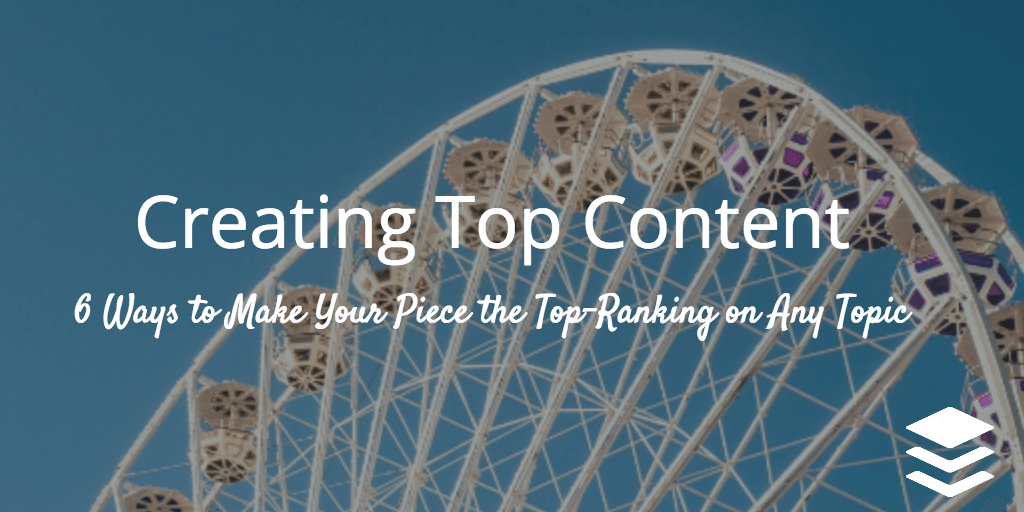 creating top content