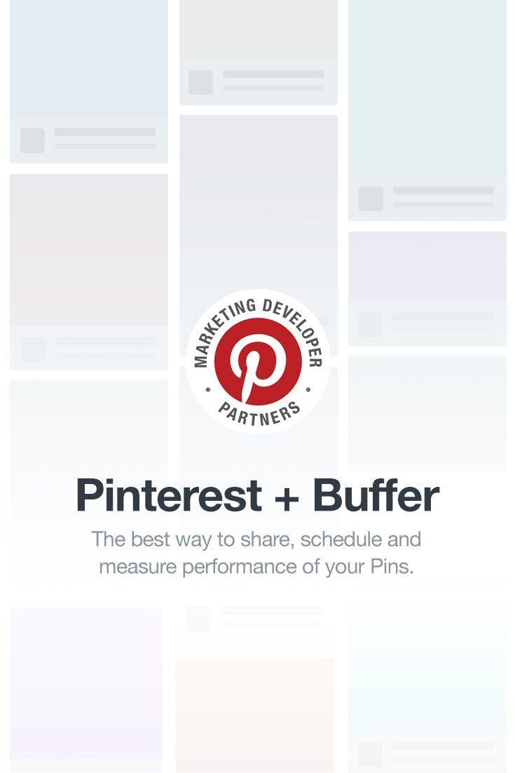 Buffer for Pinterest!