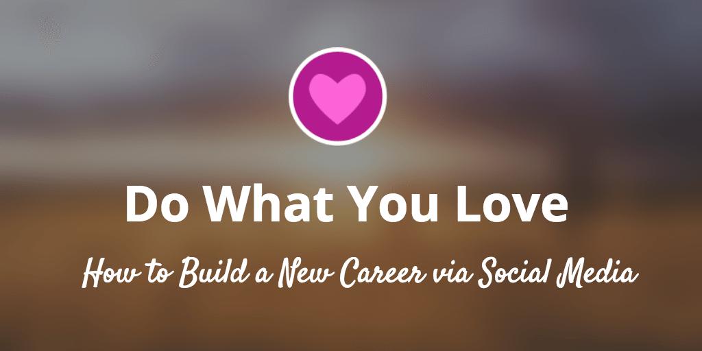 new career social media
