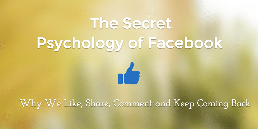psychology of facebook