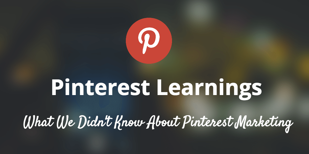 Pinterest overview