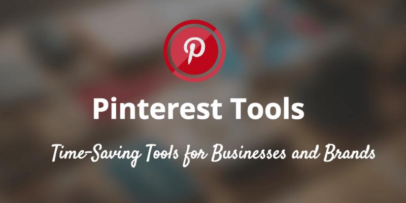 pinterest tools