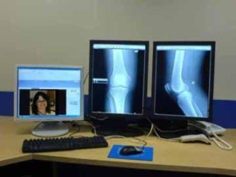 face photos radiology study