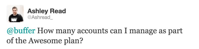 Tweet-question